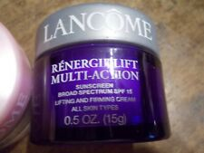 Lancome Renergie Lift Multi Action SPF15 Lifting & Firming Cream .5oz