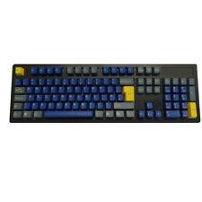Tai-Hao ABS DoubleShot Keycaps Azure Kingfisher UK+US Layout