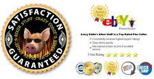 HARLEY DAVIDSON UPWING EAGLE BAR SHIELD VEST JACKET PATCH **XL** EXTRA LARGE
