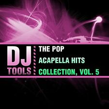 Dj Tools - Pop Acapella Hits Collection 5 [New CD] Manufactured On Demand