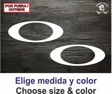 Sticker Vinilo Decal Vinyl Aufkleber Adesivi Autocollant Oakley Helmet Casco