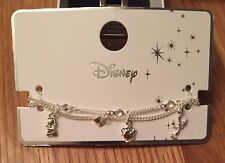 Charm Bracelet Beauty And The Beast Mrs Potts Chip Cogsworth Lumiere Primark