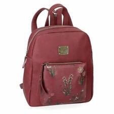 Zaino Backpack PEPE JEANS Bordeaux Donna Woman 24x28x10cm 7312061