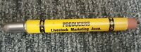 VINTAGEPRODUCERS LIVESTOCK MARKETING ASSN.  Bullet Pencil