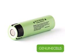 1x GENUINE PANASONIC NCR18650B 3400mAh 3.7v 18650 Li-ion Battery - Made in Japan