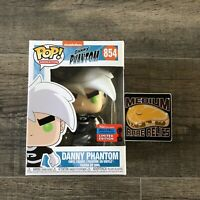 Funko Pop! Nickelodeon - Danny Phantom #854 - NYCC 2020 Shared - In Hand