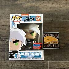 Funko Pop! Nickelodeon - Danny Phantom #854 - NYCC 2020 Shared - In Hand