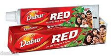 200ml Dabur Red Toothpaste tooth paste for Teeth & Gums   tooth pain