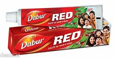 200ml (7oz) Dabur Red Toothpaste tooth paste for Teeth & Gums   tooth pain