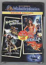 Morons from Outer Space & Alien from LA Midnite Movies Double Feature 2005 New