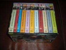 COFFRET 36 DVD 11 SAISONS DE LA SERIE INSPECTEUR BARNABY 110H - MANQUE 1 DVD