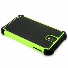 New Green Heavy Duty Protection Hard Case For Samsung Galaxy Note 3 N9000