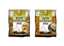 Nasi Goreng + Bami Goreng SET: 2 x 50g Mix Gewürzmischung Gewürz Kochen