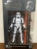 "Stormtrooper 6"" Star Wars The Black Series #9 by Hasbro"