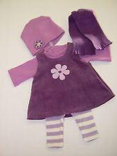 Für my first Baby Annabell 36 cm Kleidung Puppenkleidung 5-tg