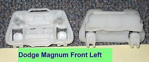 Dodge Magnum Window Regulator Repair Clips PAIR - Front Left (driver side) USA