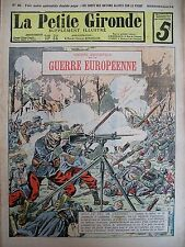 WW1 13e Rgt Infantry Chefs Nations Allied Front Guerre European No 46 1916