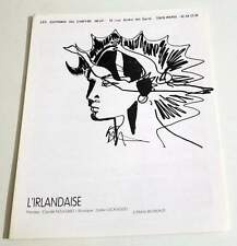 Partition sheet music CLAUDE NOUGARO : l'Irlandaise * 90's