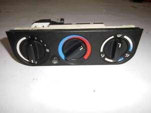 Bedienteil Bedieneinheit Heizung BMW E36 ohne Klimaanlage- 64118368566
