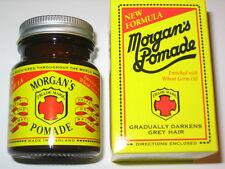 Morgan`s Pomade gegen graues Haar Grauhaarabdeckung € 5,99/ 100g