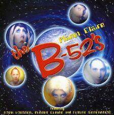The B-52's Planet Claire CD NEW SEALED Rock Lobster/Future Generation+