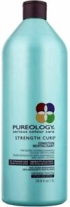Pureology Strength Cure condition  Revitalisant for damagedtreated hair 1000ml