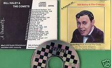 Bill Haley & The Comets - CD - A Portrait of - CD von 1989 - Neuwertig !