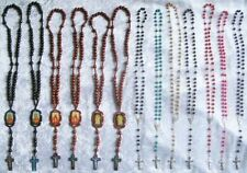 Unbranded Wooden Beaded Costume Necklaces & Pendants