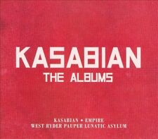 KASABIAN - THE ALBUMS NEW CD