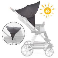 Universal Sonnendach Sonnenschutz für Kinderwagen, Buggy & Sportwagen UV-Schutz