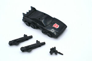 Metroplex Scamper Vintage G1 Original Transformers Complete With Arms And Gun
