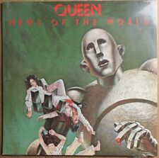 """QUEEN News Of The World VINYL 12"""" Collector's Edition Reissue (New & Sealed)"""