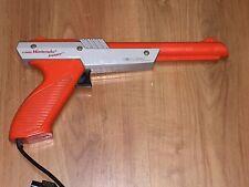Nintendo Nes Light Gun Zapper Controller Orange