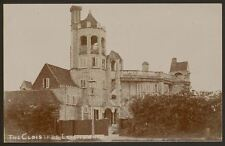 More details for hertfordshire. letchworth garden city. the cloisters, letchworth. photo postcard