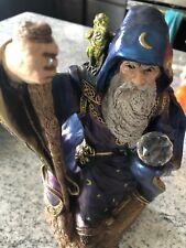 M Pena Windstone Editions Wizard