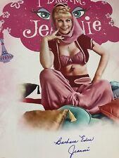 Barbara Eden SIGNED PHOTO Autograph JSA COA I Dream Of Jeannie 16x20