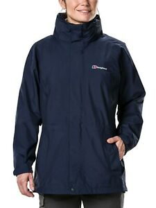 Berghaus Glissade 3 Gore-Tex Waterproof Women's Jacket Size 8, Dusk NEW RRP £225