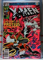 SIGNED! UNCANNY X-MEN #127 CHRIS CLAREMONT + JIM SHOOTER marvel WOLVERINE