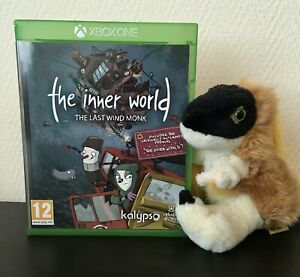 THE LAST WIND MONK 1 & 2 THE INNER WORLD XBOX ONE SERIES X Point And click