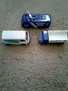 Classic Diecast Vehicles lot of 3- Hot Wheels, Matchbox and Maistro