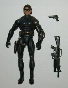 Marvel Universe 3.75 figure Winter Soldier short hair complete & excellent
