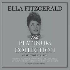 Ella Fitzgerald - The Platinum Collection (3LP 180g White Vinyl) NEW/SEALED