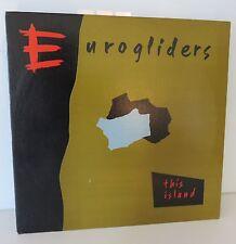 ORIGINAL 1984 EUROGLIDERS - THIS ISLAND - Vinyl Record LP