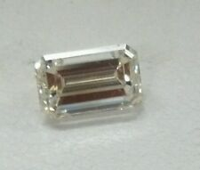 loose diamonds emerald cut1.01ct XYZ fancy  yellow/brown 6.9x4.3 mm VVS2 quality