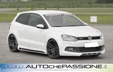 Spoiler sotto paraurti anteriore, Polo 6R, ABS 2009>2015 non GTI