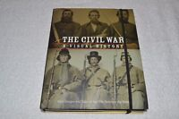 THE CIVIL WAR ~ A VISUAL HISTORY ~ BOOK and DVD ~ VERY GOOD CONDITION