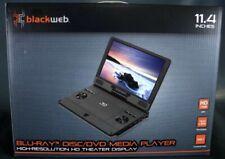 "Blackweb 11.4"" High Resolution HD Theater Display Blu-ray Disc/DVD Media Player"