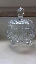 Bleikristall Schale Antik Zara Home Orient
