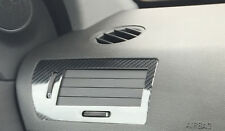 Gloss Carbon Fibre effect dash + air vent trim to fit OPEL ASTRA H Mk5 2004–2010