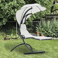 Hängematte mit Gartenstange Freistehend Set aus Stahlständer